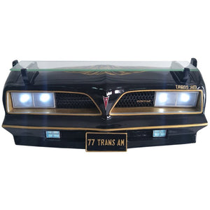 77 SE Pontiac Trans Am Shelf 3-D Black - GM Company Store