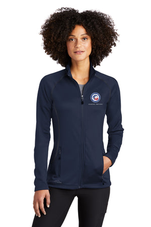 GM Veterans Ladies Eddie Bauer Full Zip