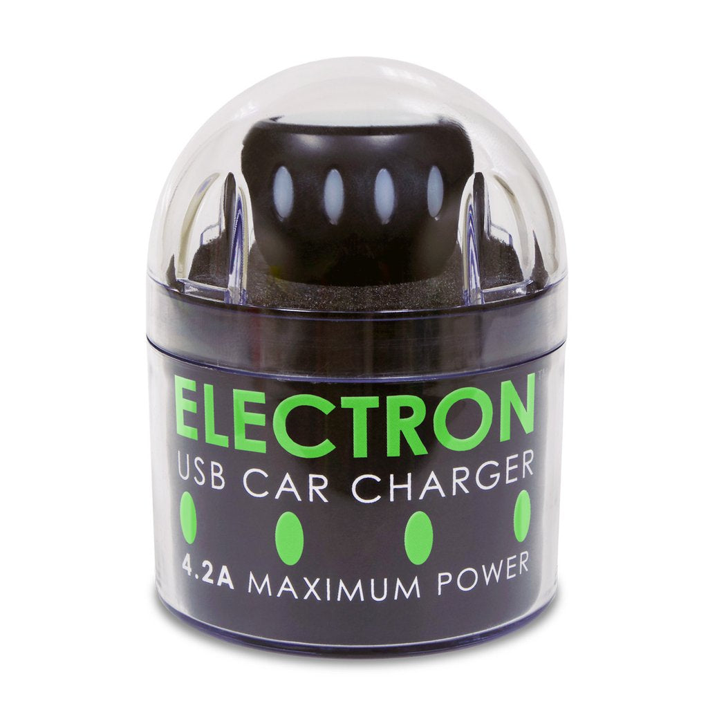 Chevrolet Electron USB Car Charger