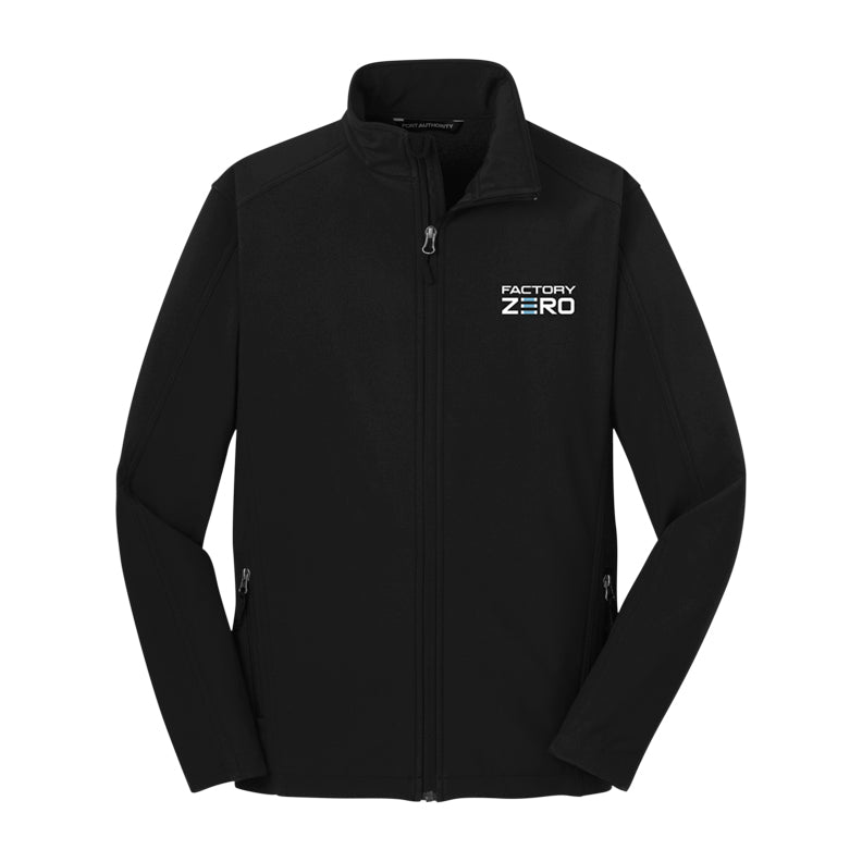 General Motors Factory Zero Men's Core Soft Shell Jacket