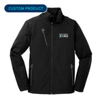 General Motors Factory Zero Men's Welded Soft Shell Jacket