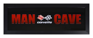 C3 Corvette Framed Man Cave - GM Company Store
