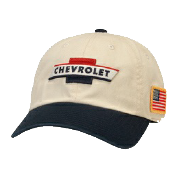 Chevrolet Hat -Blue - GM Company Store