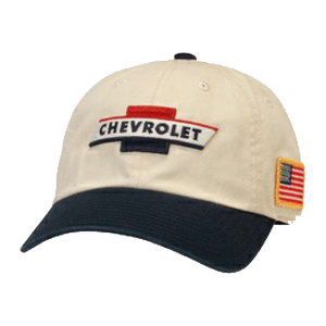 Chevrolet Hat -Navy - GM Company Store