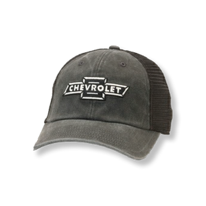 Chevrolet Hat-Black - GM Company Store