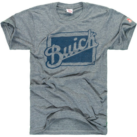 GM Buick 1913 Emblem (UNISEX) Tee By The Mitten State