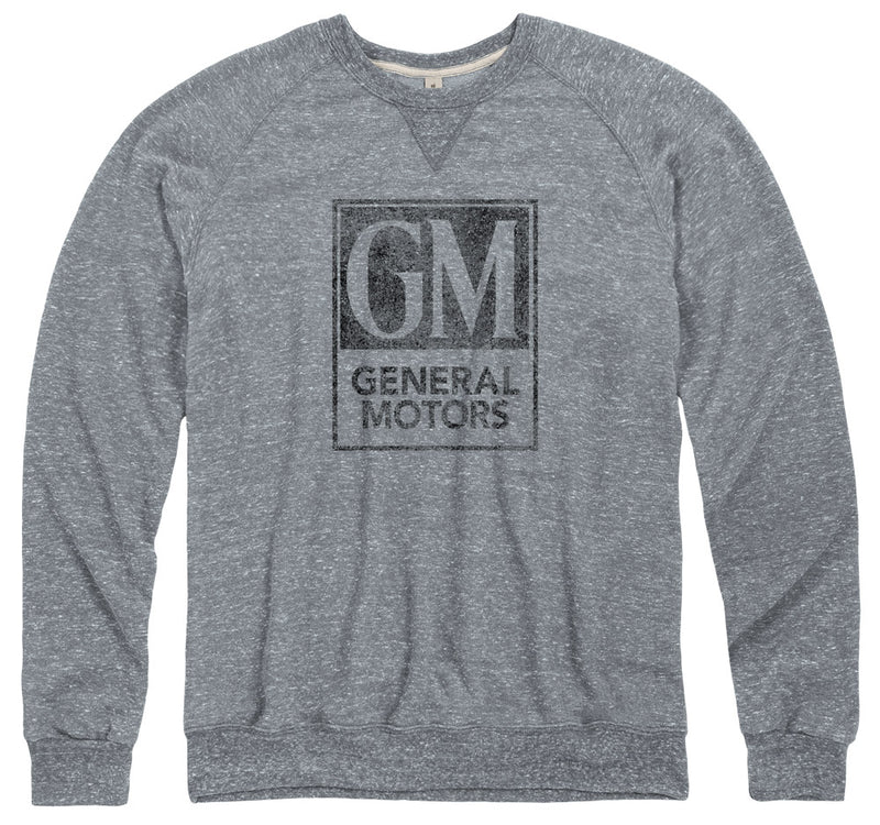 Vintage GM Logo Crewneck Long Sleeve