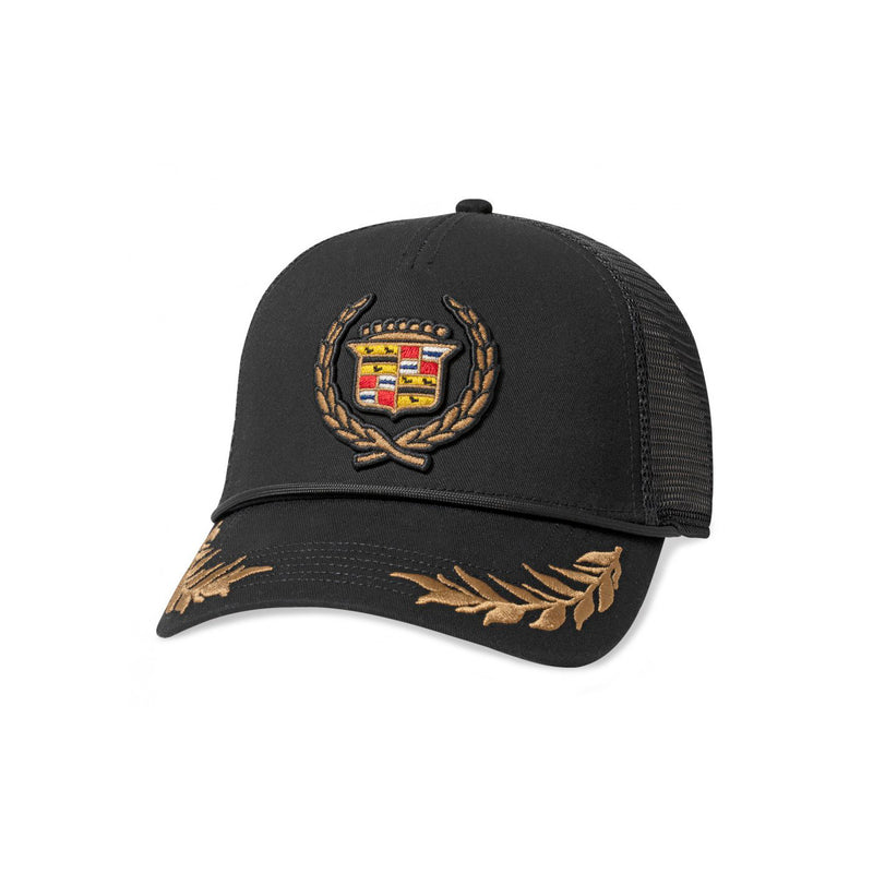 Cadillac Vintage The General Hat-Black