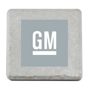 General Motors Stone Tile Coaster