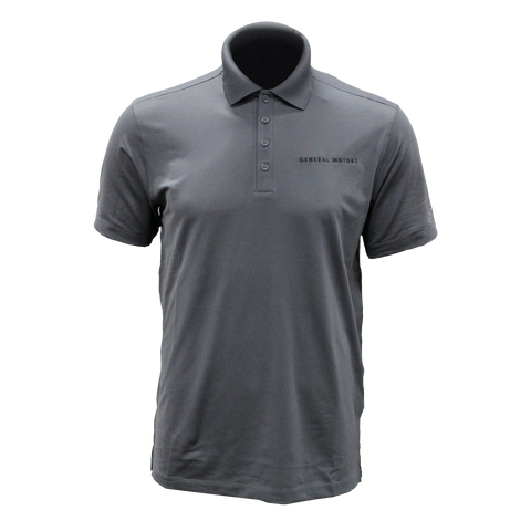 General Motors Men's OGIO Metro Polo.Dk.Grey