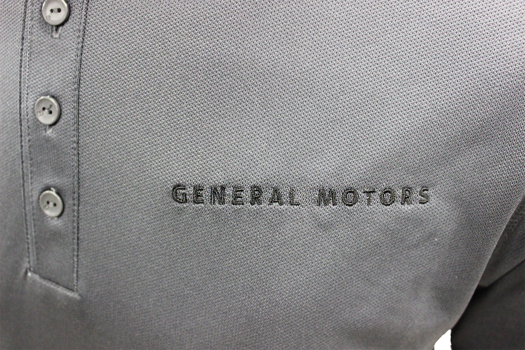 General Motors Men's OGIO Metro Polo.Dk.Grey - GM Company Store