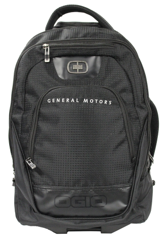 General Motors Ogio Wheelie Backpack