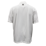General Motors Men's Nike Golf Tech Polo. White.