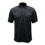 General Motors Men's Nike Golf Tech Polo. Black