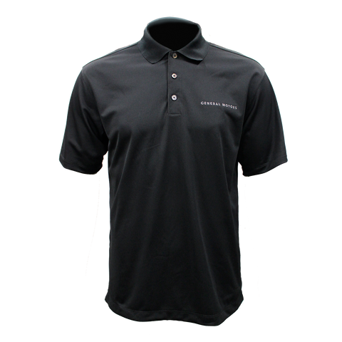 49ea272d General Motors Men's Nike Golf Tech Polo. Black