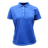 General Motors Ladies Nike Dri Fit Polo- Royal - GM Company Store