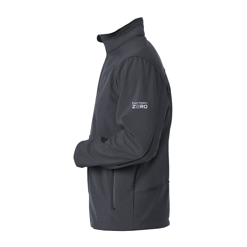Hummer EV Men's Welded Soft Shell Jacket