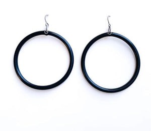 Mend On The Move Jumping Through Hoops Earrings - GM Company Store