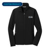 General Motors Factory Zero Ladies' Core Soft Shell Jacket