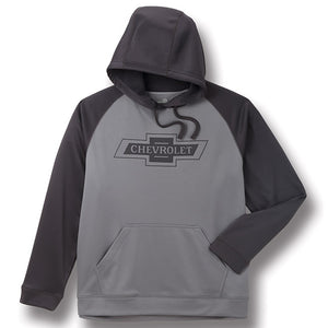 Chevrolet Micro-Fleece Pullover Hoodie - GM Company Store