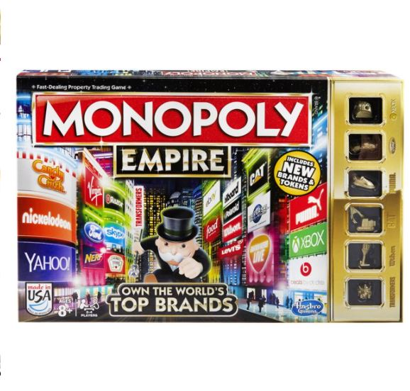 Monopoly Empire-Top Brands Chevrolet