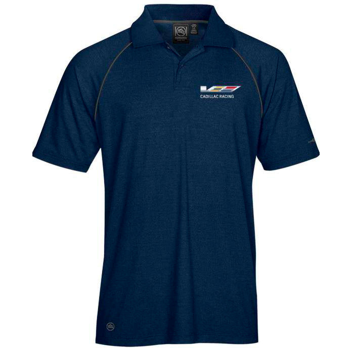 Cadillac Racing Men's Stormtech Piranha Performance Polo