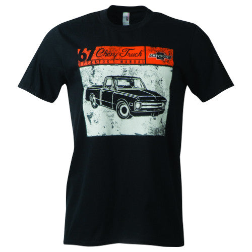 Chevy Manual Overdrive Tee - GM Company Store