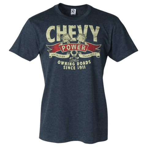 Chevy Power Train Tee - GM Company Store