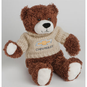 "Chevrolet Bear 11"" Plush Toy - GM Company Store"