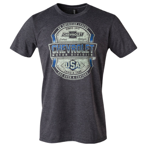 Chevrolet Vintage Shield Tee - GM Company Store
