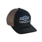 Chevrolet Trucks 100th Platinum Mesh Hat - GM Company Store