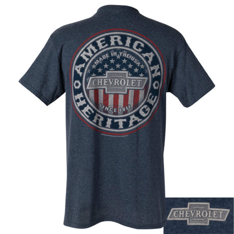 Chevrolet American Heritage Tee - GM Company Store