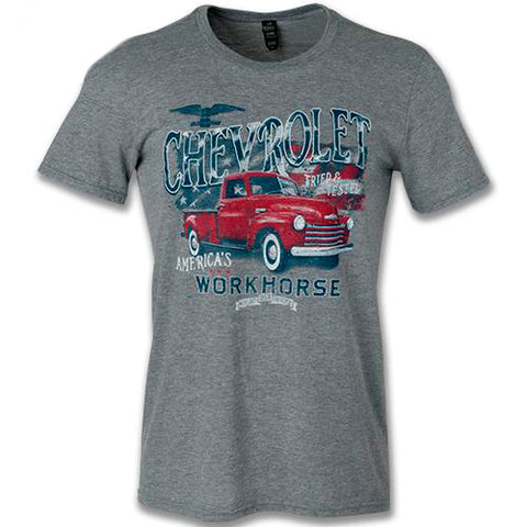 Chevrolet America's Workhorse Truck Tee - GM Company Store