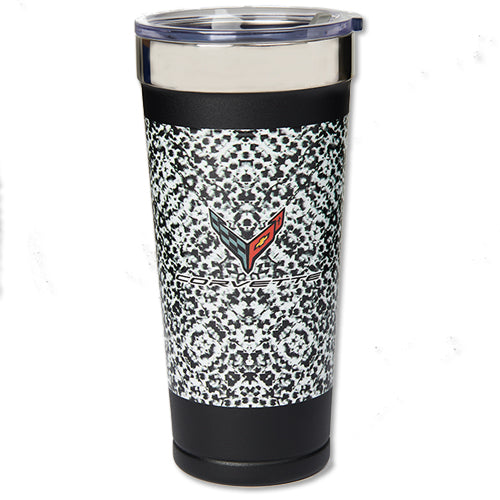 Next Generation Corvette Limited Edition Camo Travel Tumbler - GM Company Store