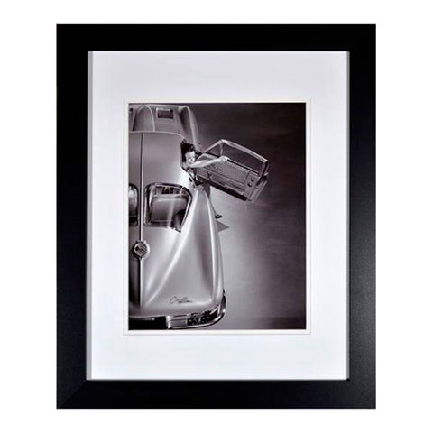 Framed Historic 1963 Corvette Stingray Coupe Print