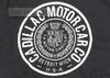 Vintage Cadillac Detroit Tee - GM Company Store