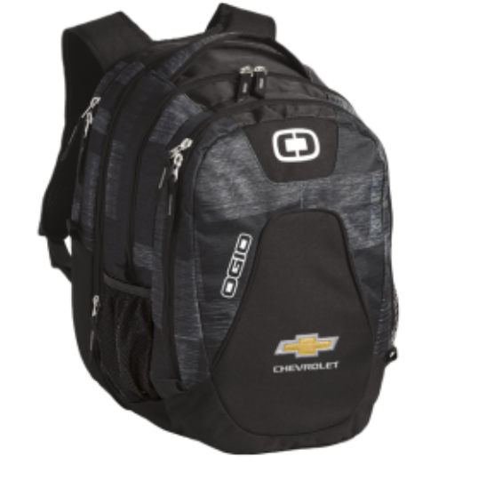 OGIO Juggernaut Pack w/Gold BT-Black - GM Company Store