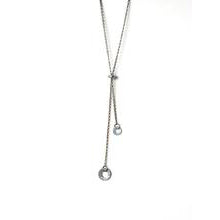 "Mend On The Move Letting Go 30"" Adjustable Gunmetal Chain - GM Company Store"