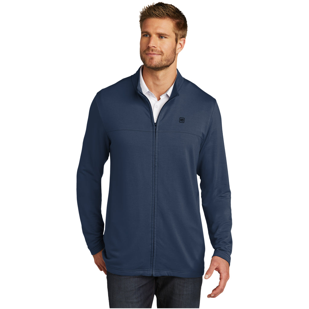 GM TravisMathew Newport Full-Zip Fleece
