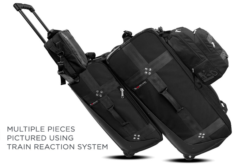 TRS Ballistic Executive Backpack (Black) - GM Company Store
