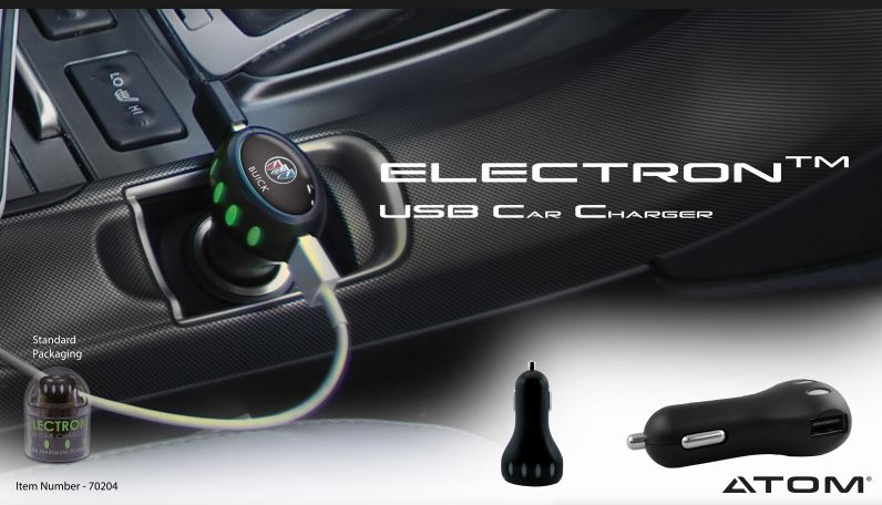 Buick ELECTRON USB Car Charger