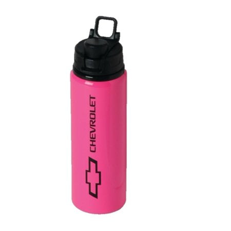 Chevrolet Pink H2GO Surge Water Bottle - GM Company Store