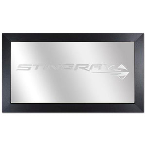 Framed C7 Stingray Mirror Clear - GM Company Store