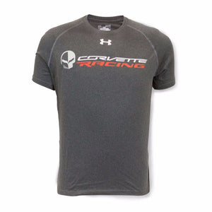 """Jake"" Corvette Racing UA Short Sleeve Tee - GM Company Store"