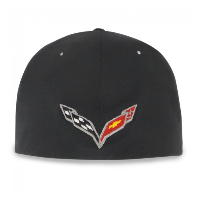 Corvette Racing Flexfit Delta Hat - GM Company Store