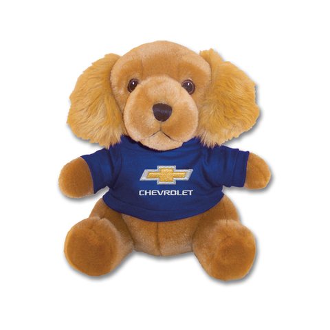 "Chevrolet 9"" Golden Retriever Dog - GM Company Store"