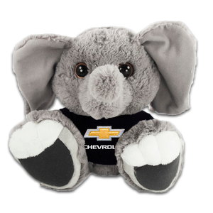"Chevrolet 10"" Big Paw Elephant - GM Company Store"