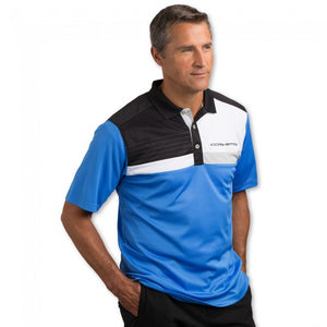 Stingray Marquis Polo-Ocean Blue - GM Company Store