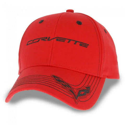 Corvette C7 Red Light Cap