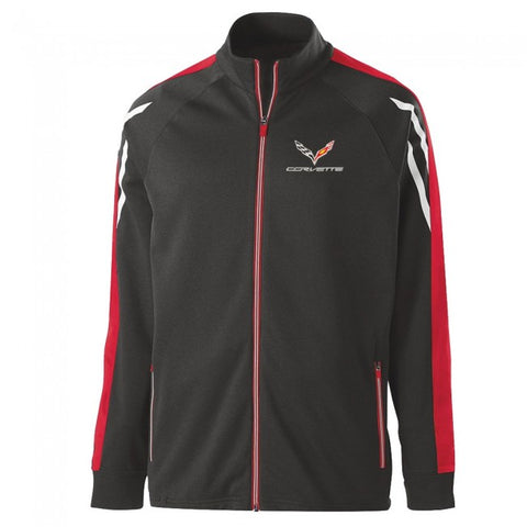 Corvette Tri-Color Jacket